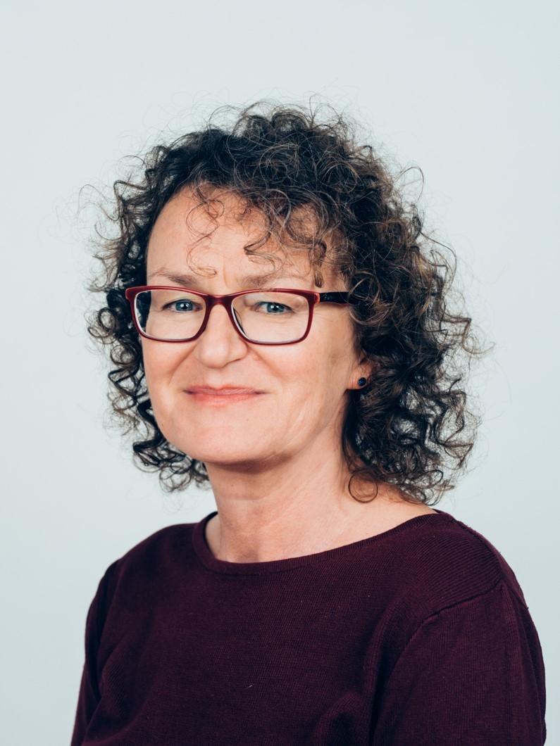 Mag.ᵃ Dr.ⁱⁿ Ingrid Mairhuber